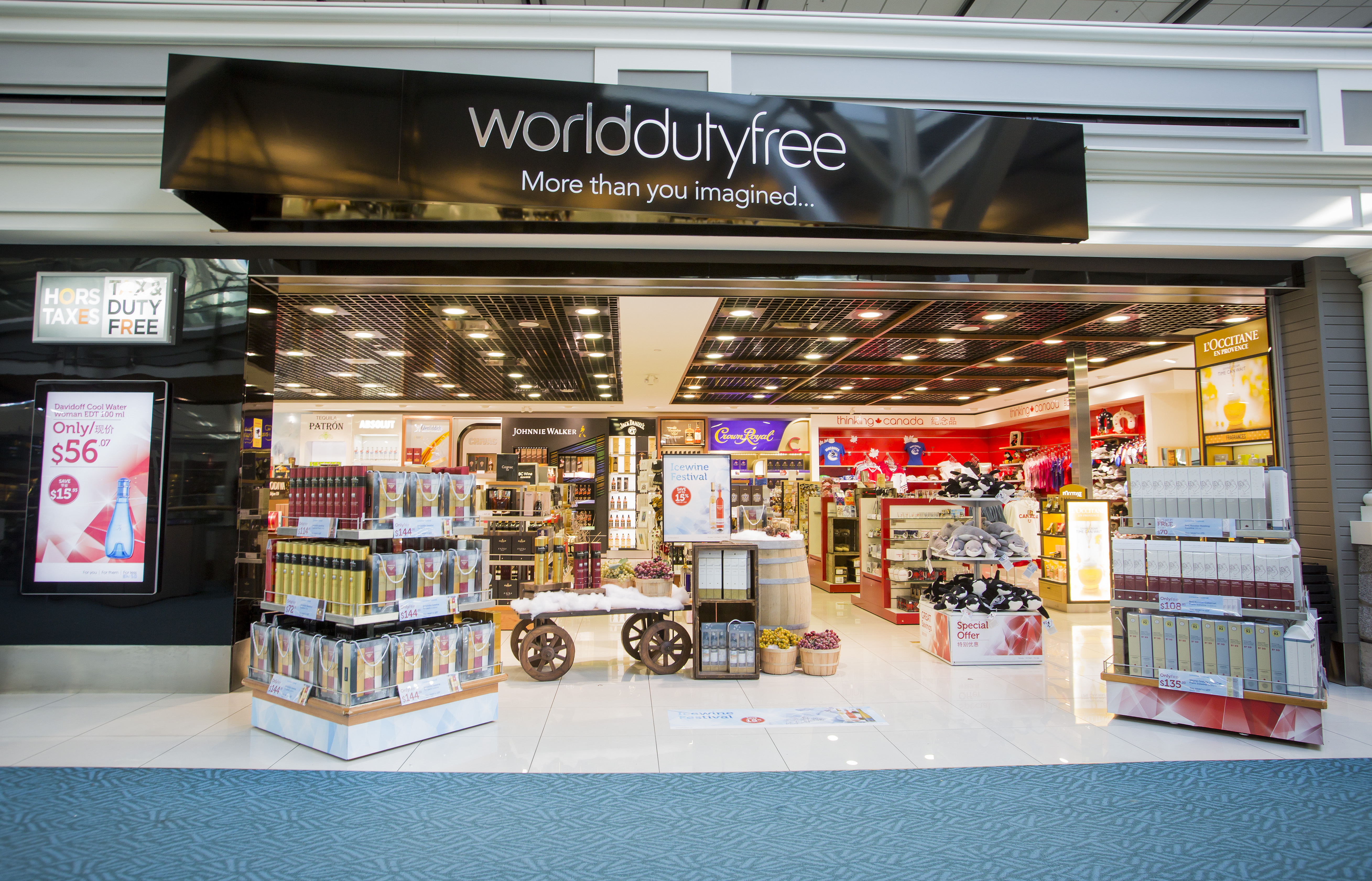 World Duty Free Store