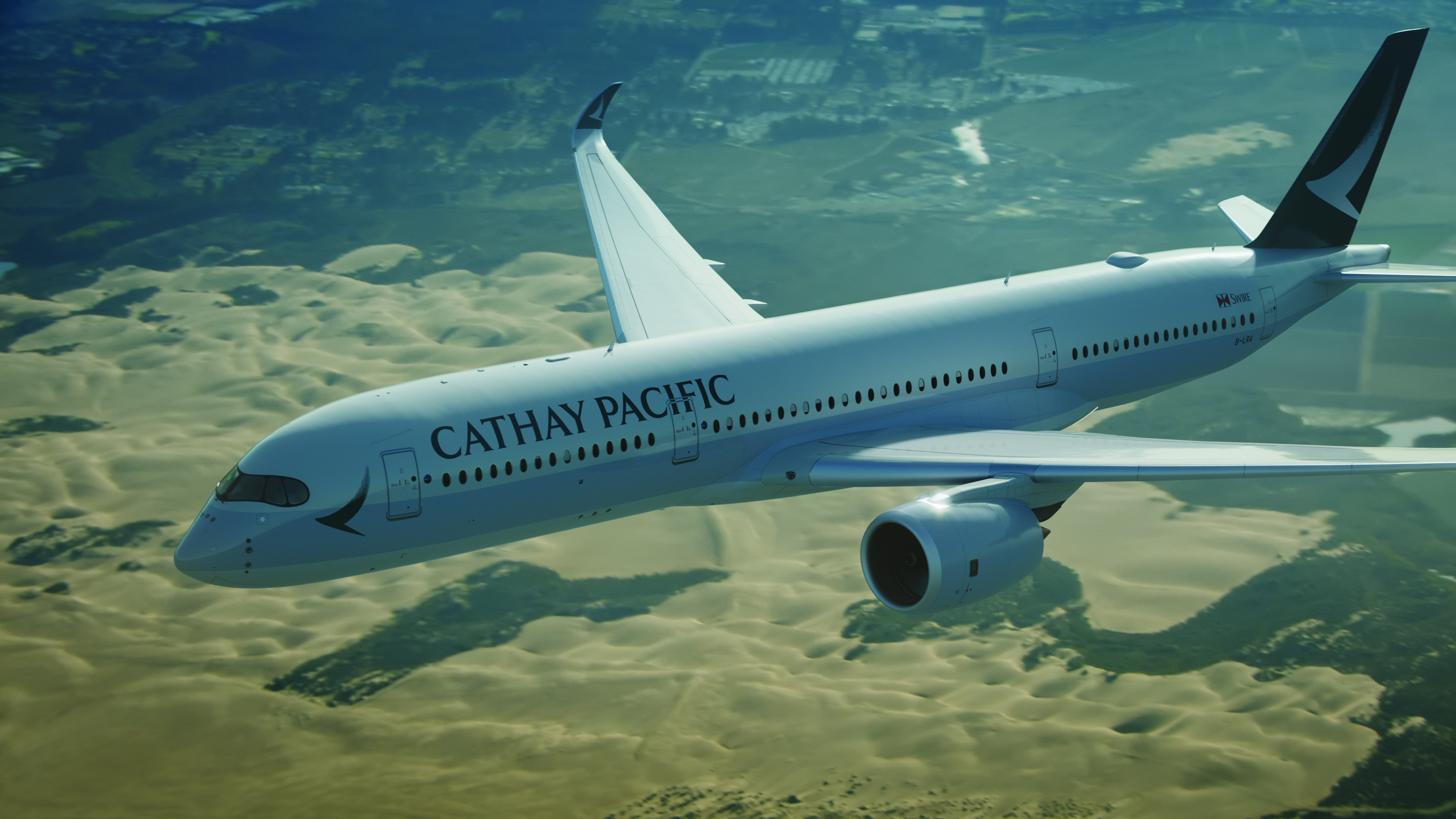 Cathay A380