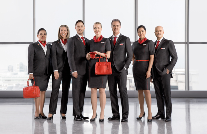 Air Canada Uniforms 1