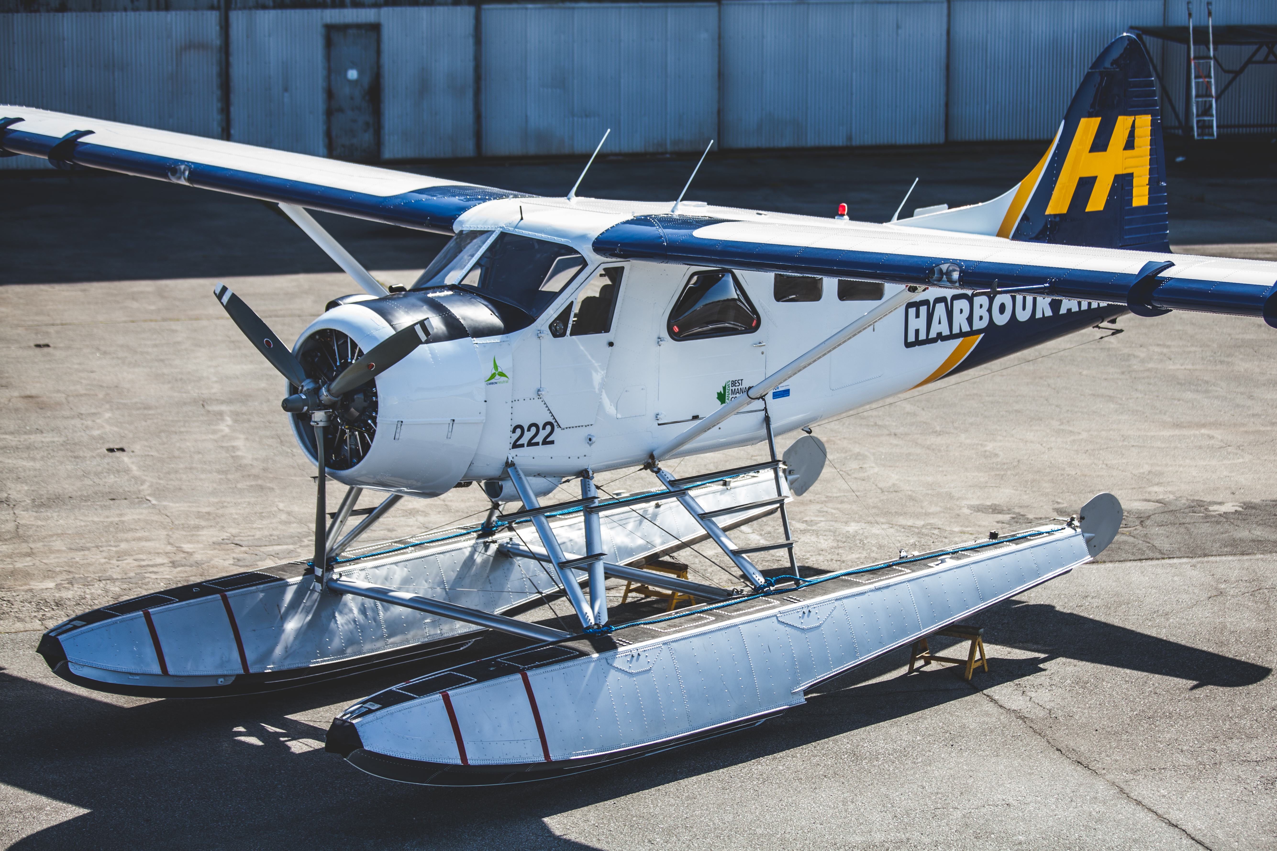 Harbour Air DHC2 Beaver
