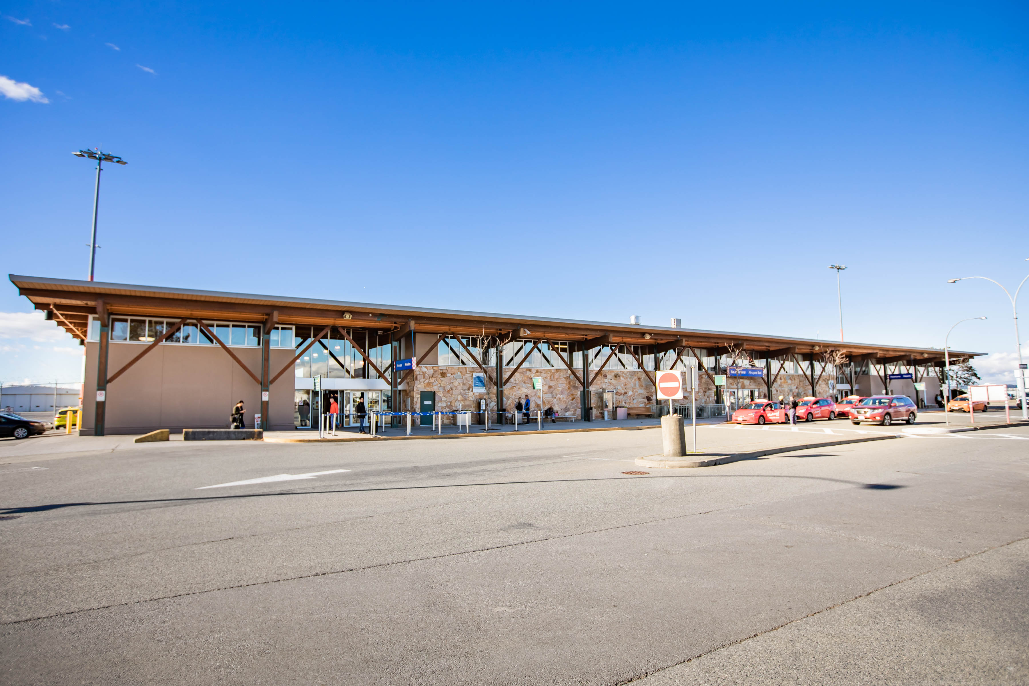 Discovering the South Terminal at YVR   YVR