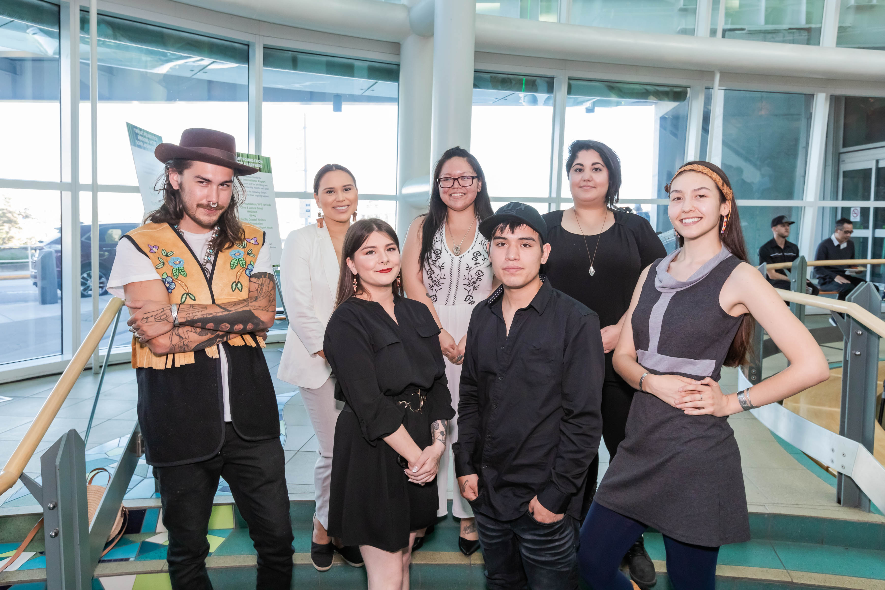 2018 YVR Art Foundation Scholarship Recipients