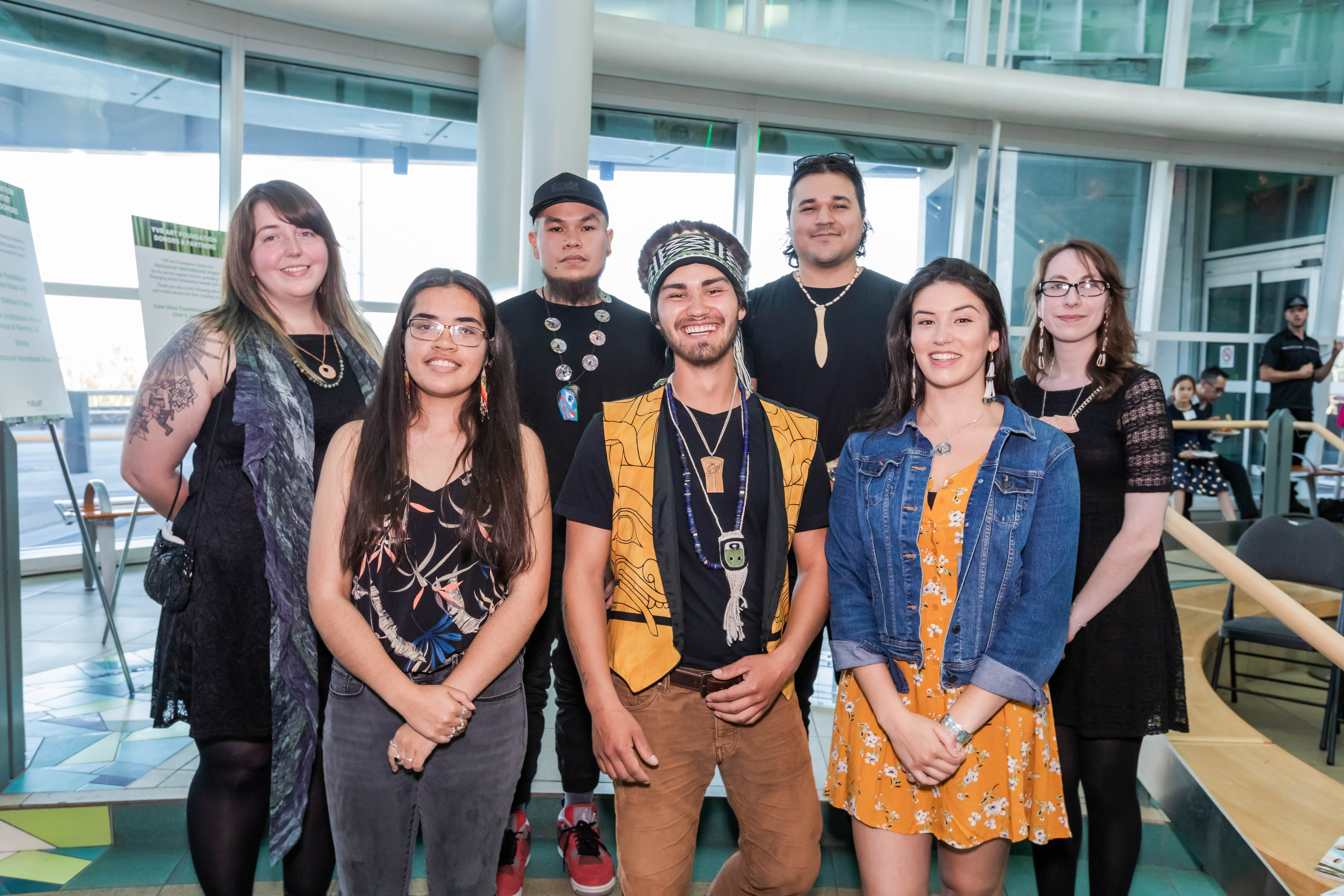 2019 YVR Art Foundation Scholarship Recipients