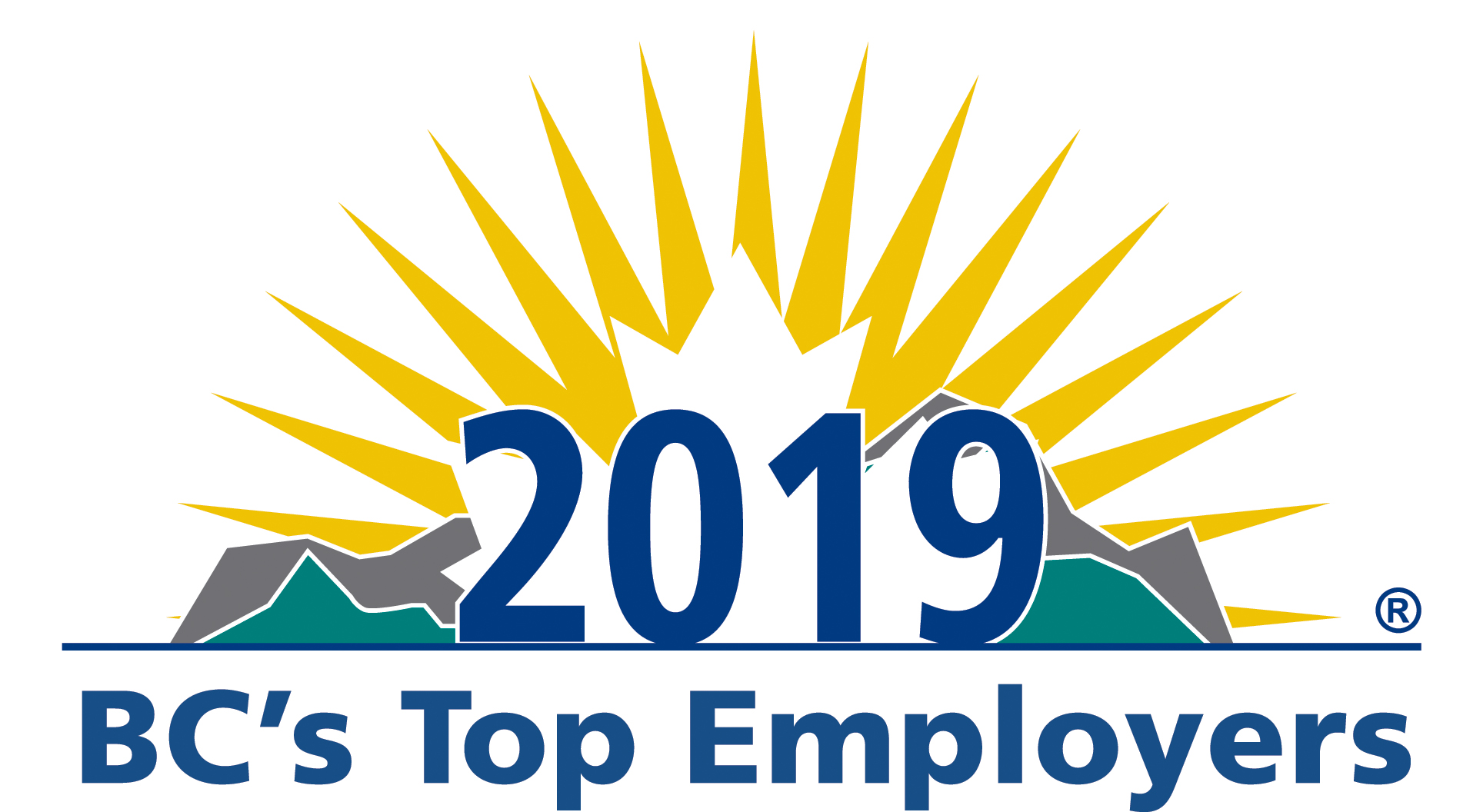 BC's Top Employers 2019 logo