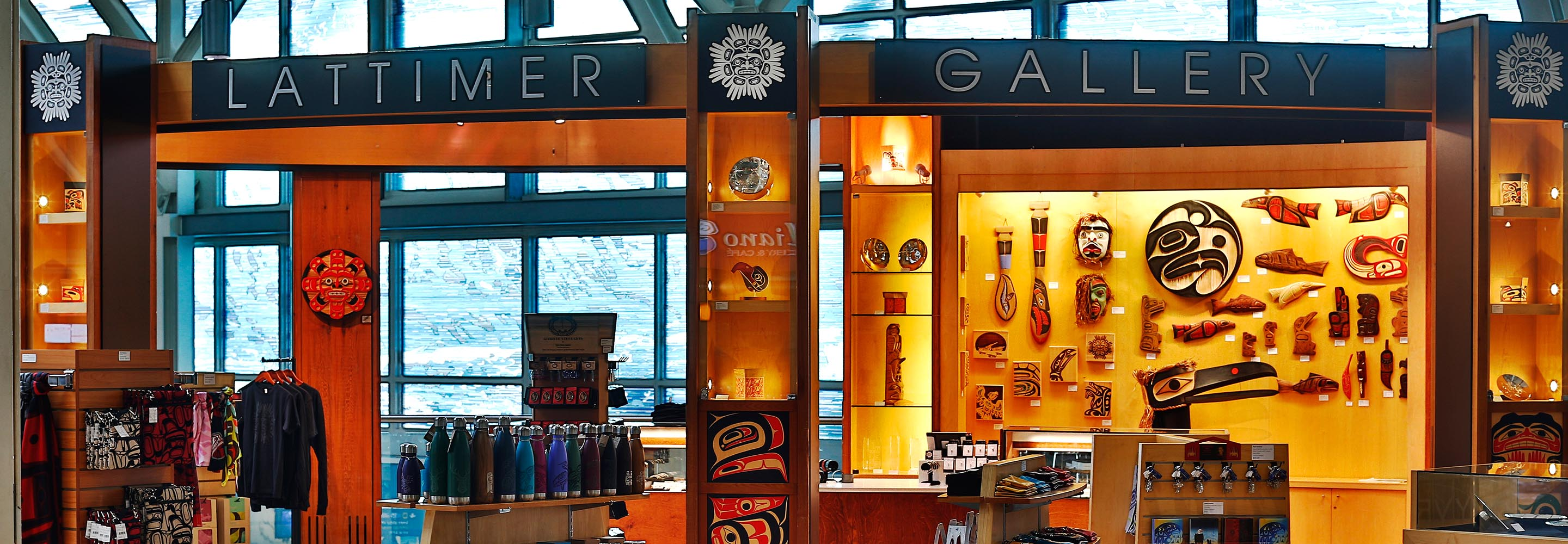 Lattimer Gallery gifts and souvenirs