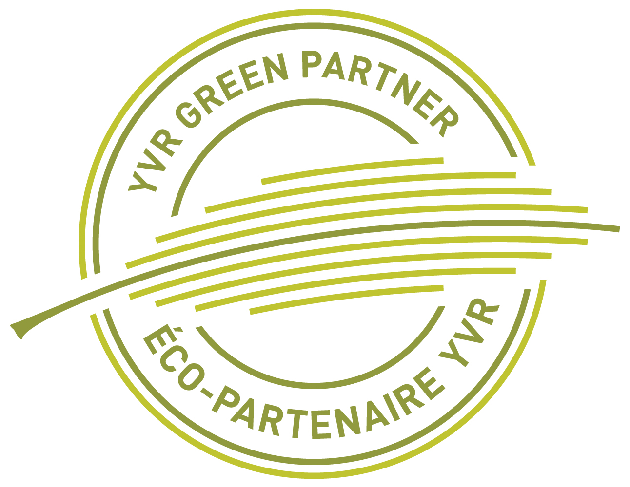 YVR Green partner Logo