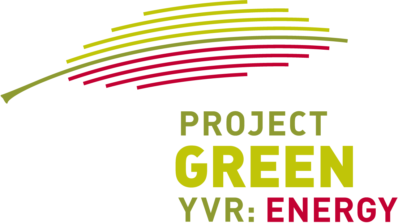 Project Green YVR: Energy logo